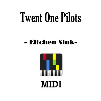 Twenty One Pilots Kitchen Sink Midi