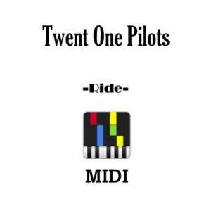 Twenty One Pilots Ride Midi